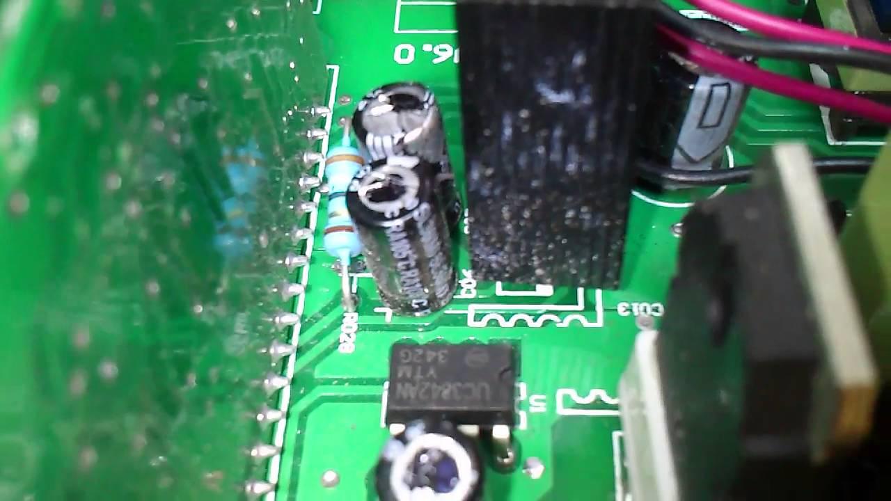 Ремонт сварочного инвертора Ресанта 190А.  Не включается .Repair welding inverter 190A Resanta