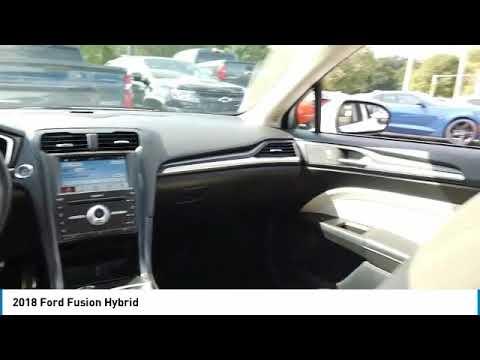 2018 Ford Fusion Hybrid C2382