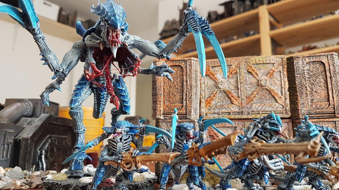 Adeptus Mechanicus v Tyranids, Warhammer 40k battle report