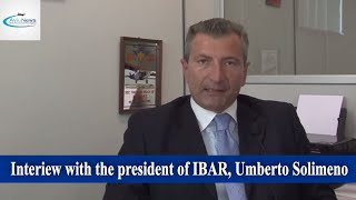 Interview with the president of IBAR Umberto Solimeno