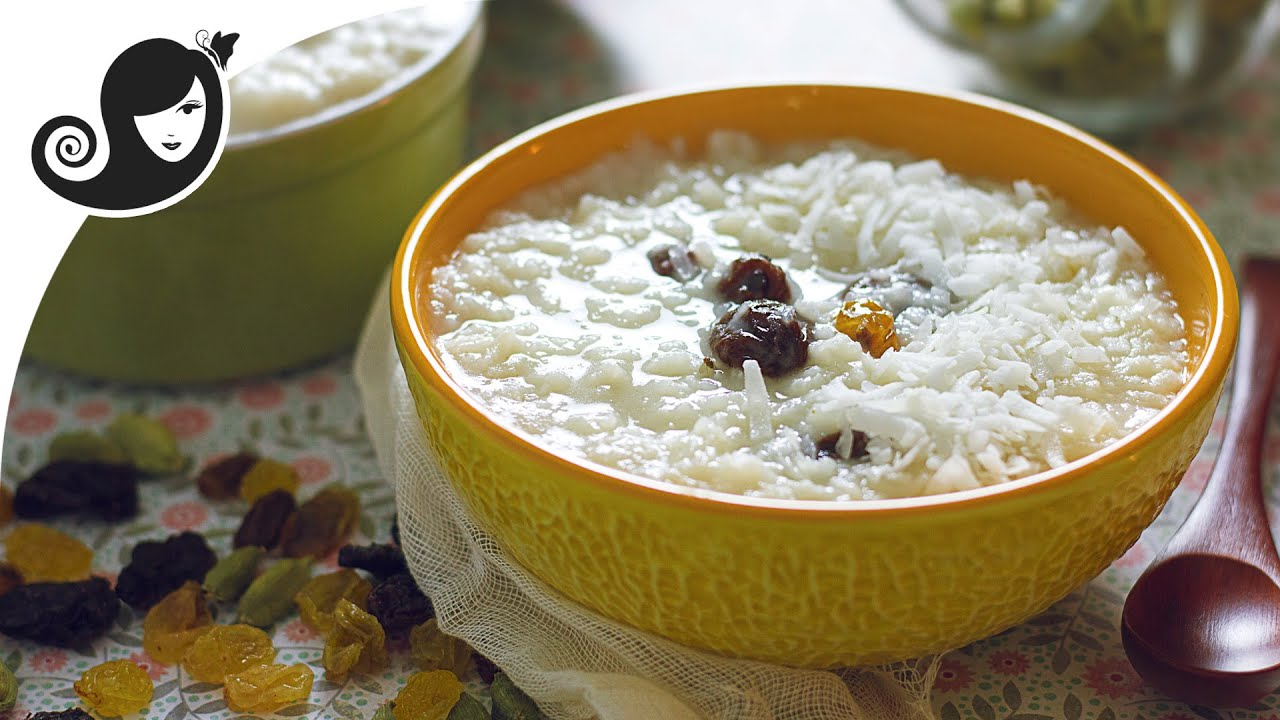 Breakfast Recipes 2016 3 25 Breakfast Cardamom Rice Pudding >> Rice Pudding Recipe With Lemongrass And Cardamom Rice Kheer
