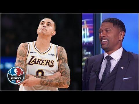 Jalen Rose roasts Kyle Kuzma, Pistons defense in Class of 81 | NBA Countdown