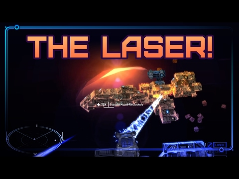 Weapon Showcase: The Laser