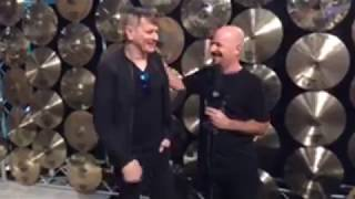 Ray Luzier Interview at NAMM 18 on Drum Talk TV!