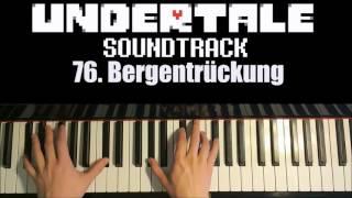 Undertale OST - 76. Bergentrückung (Piano Cover by Amosdoll)
