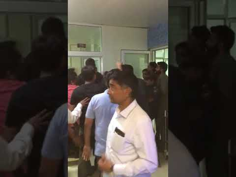 ICU Resident Doctor Beaten at DY Patil Hospital, Pune Beat