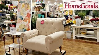 HOMEGOODS SHOP WITH ME PILLOWS OFFICE HOME DECOR IDEAS WALK THROUGH 2018