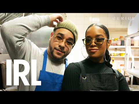 H.E.R. Reflects On Black Music History & Cooks Filipino Food | Genius IRL