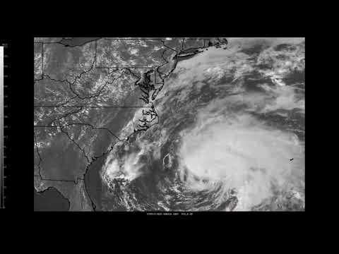 Hurricane Jose heads north up East Coast