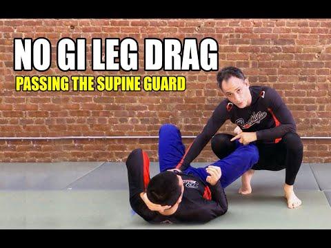 No Gi Leg Drag (BJJ/Grappling)