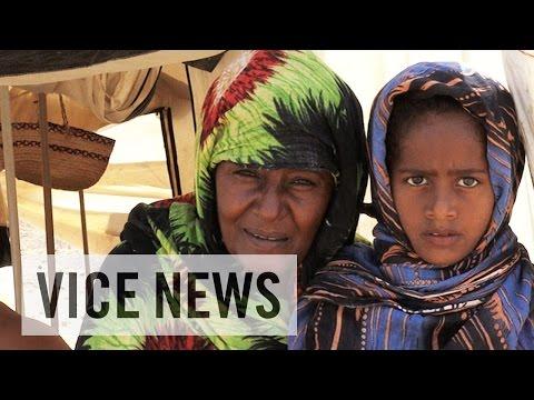 Desperation in Desert Refugee Camp (Excerpt from 'Escape From Yemen')