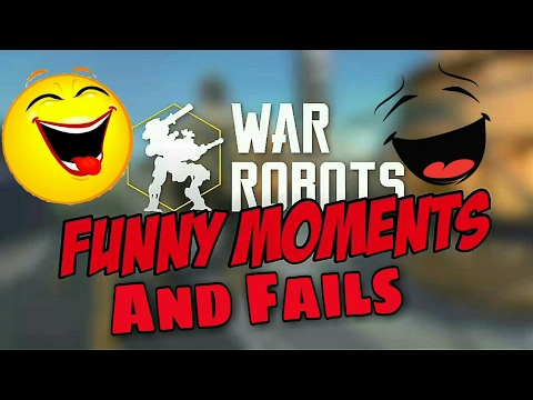 War Robots- Funny Moment And Fails.!! 500 Subscribe Special.!! War Robots 2017.!!