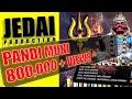 Pandi Muni   Jedai Production   Lyrical 2020