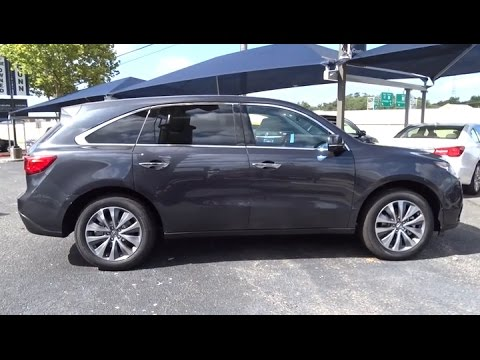 2016 Acura MDX San Antonio, Austin, Houston, Dallas, Boerne, TX A60853