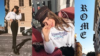 ROME TRAVEL VLOG | Tatiana Ringsby