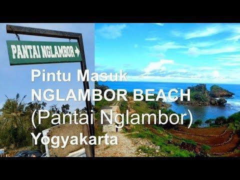 pintu-masuk-menuju-wisata-nglambor-beach-(pantai-nglambor)-jogja