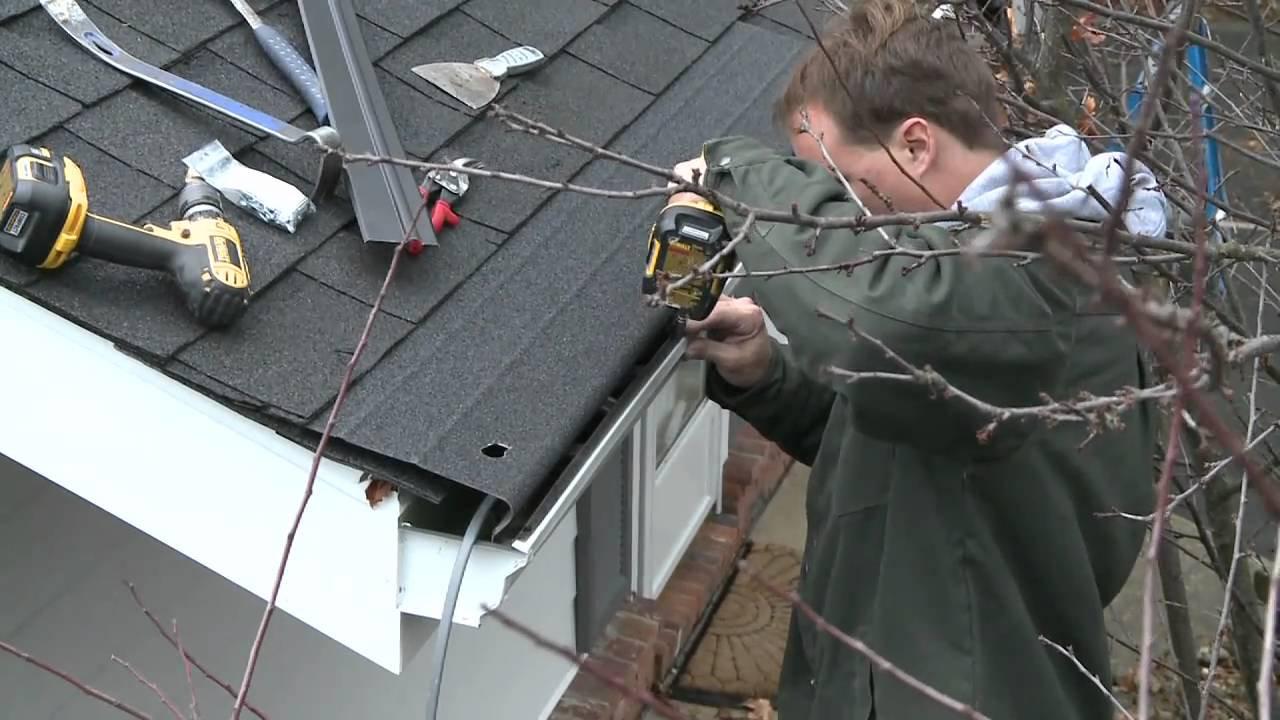 Gutter Cap And Heater Cap   YouTube