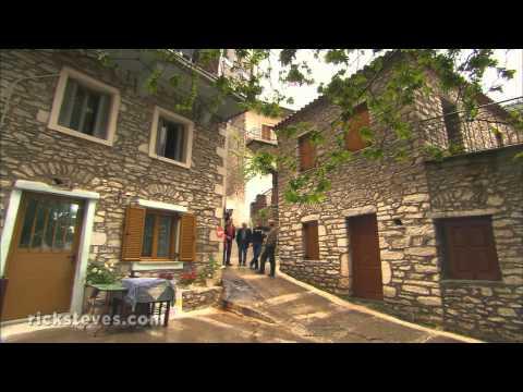 Peloponnese, Greece: Rugged Mani Peninsula