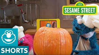 Sesame Street: Pumpkin Soup | Cookie Monster's Foodie Truck