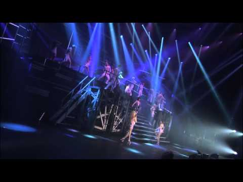 2NE1 -  'In The Club' Live Performance [New Evolution]