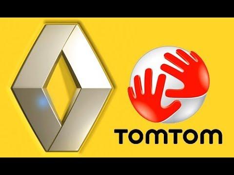 Guia Actualizar TomTom Carminat Renault Megane Laguna Scenic Clio Space  Iberia