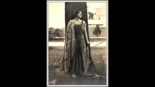 """Soprano CLAUDIA MUZIO -  Pergolesi (Parisotti) """"Se tu m"""