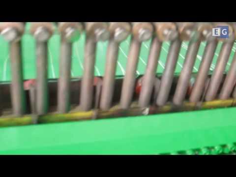Станок для производства сварной сетки в рулонах