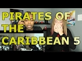 Pirates of the Caribbean: Dead Men Tell No Tales Official Teaser Trailer (Reaction 🔥)