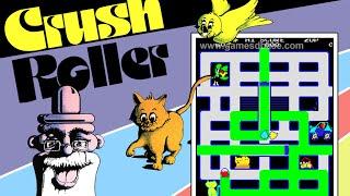 Arcade Classics 003 - Crush Roller [1981]