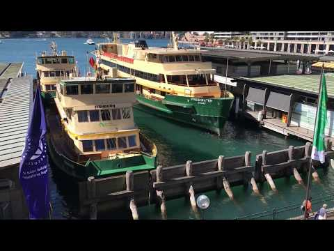 FLYING OUT OF SYDNEY, NSW - Amazing footage of Sydney, Harbour, Opera House