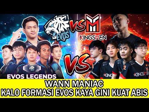 EVOS INDONESIA VS