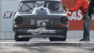 Street Outlaws Daddy Dave Vs Purple Rain at Redemption 6.0