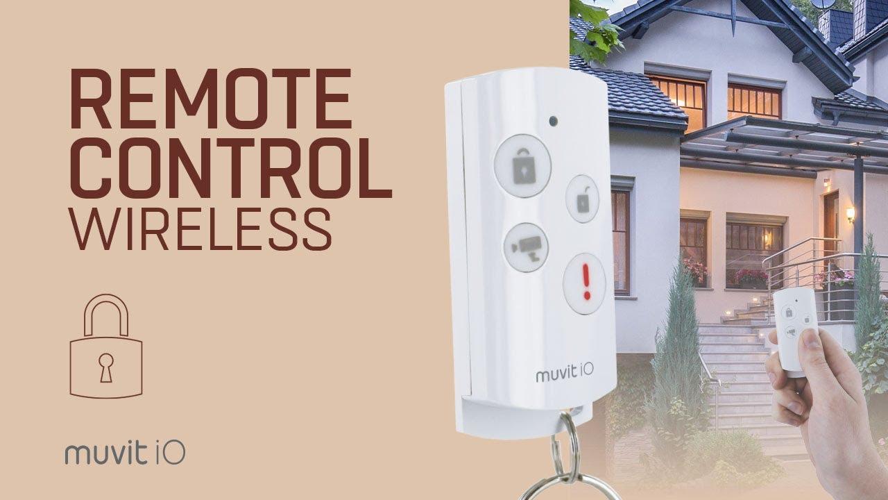 muvit iO Control Remoto para el Sistema de Alarma