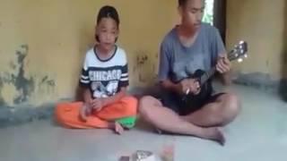 MOJANG GEULIS BUDAK KAMPUNG BAU LISUNG Zidan Barbby KecilKang Bahrum