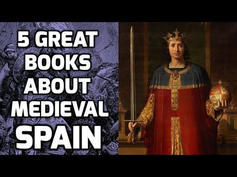 5 Great Books On Medieval Spain
