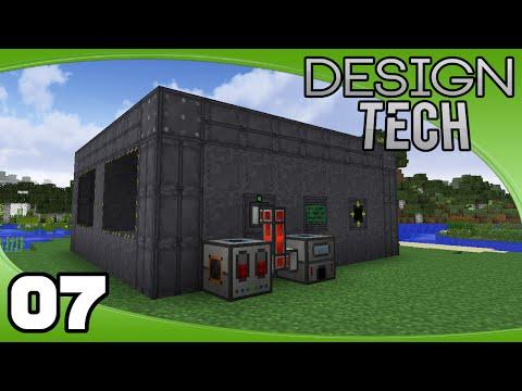 DesignTech - Ep. 7: Big Reactor!