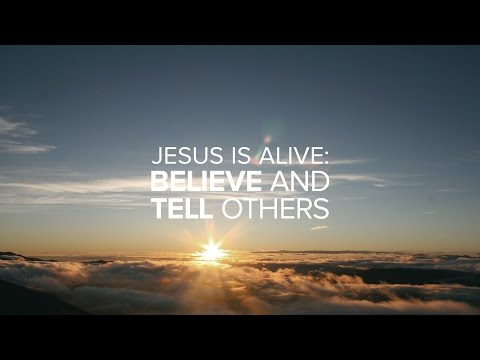 Jesus Unboxed - Jesus Is Alive: Believe and Tell Others - Ricky Sarthou