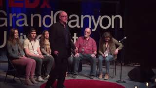 If You Can't be Hypnotized, You Lose | Jim Kellner | TEDxGrandCanyonUniversity