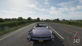 Forza Horizon 4 - 1959 Cadillac Eldorado Biarritz Convertible Gameplay [4K]