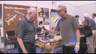 General Tools E-z Pro Mortise And Tenon Jig Awfs Show Biily Carmen Product News Report