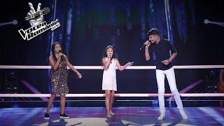Teodor & Maria & Giulia - Flashlight | Confruntari | VRJ 2017