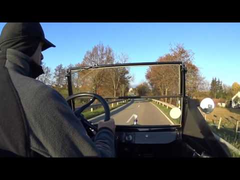 1923 Ford Model T, Final Drive 2016, long version