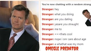 How to Catch a Predator on Omegle