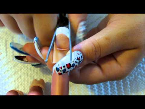 Basics Series - Complete Acrylic Nail Application Process Tutorial thumbnail