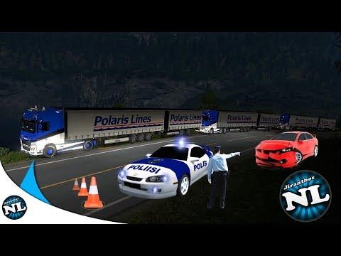 [NL] [EU2] Euro Truck Simulator 2 Multiplayer - SCANDINAVIA LZV MET SMALLE WEGEN RIJDEN
