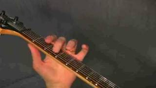 CCR Down On the Corner Tab Guitar C Major Scale