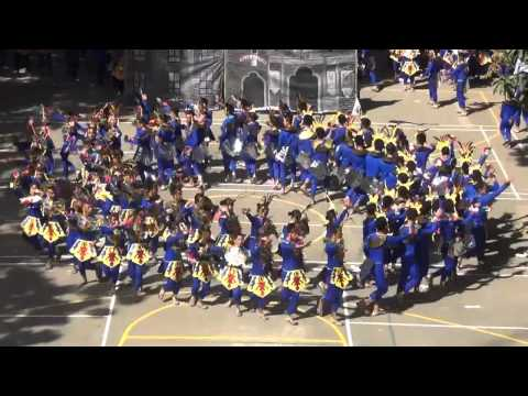 Sinulog Dance 2014 (University of San Carlos North Campus-Grade 10 Students)
