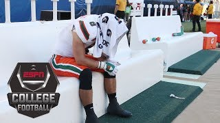 Bad losses hurt teams like Miami in the College Football Playoff rankings | ESPN