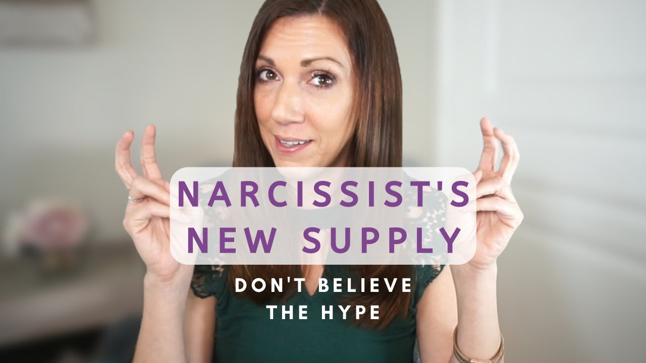 Finds someone new a narcissist New Supply,