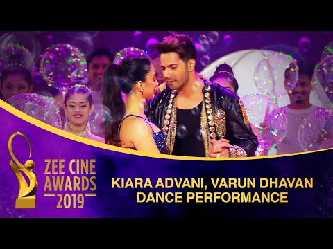 FIRST CLASS Performace | Varun Dhawan & Kiara | Zee Cine Awards 2019